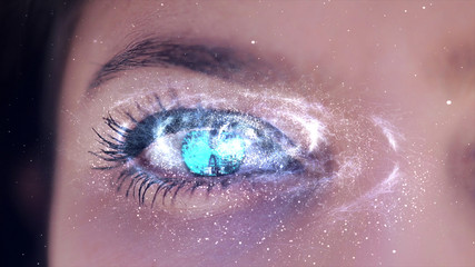 Eye in Space, Eyes Soul