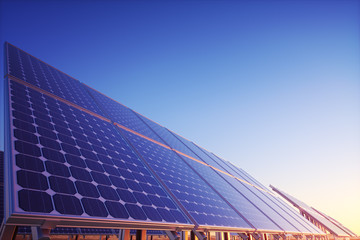 Solar Panel Array 01