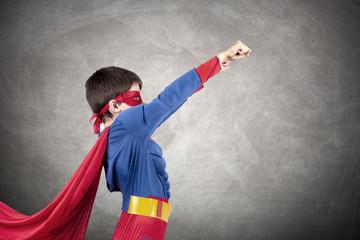 child superhero costume