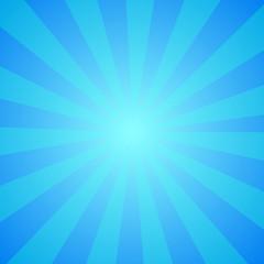 blue aurora background