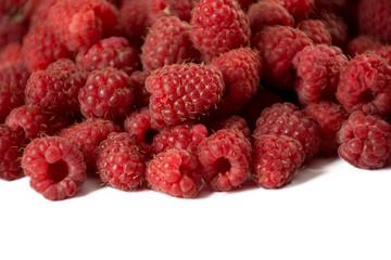 Fresh and sweet rasberry