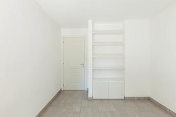 Room of empty apartment