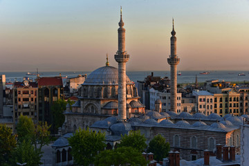 Istanbul - Laleli Moschee