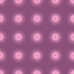 Pink purple abstract seamless pattern