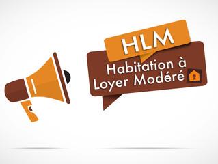 megaphone : HLM