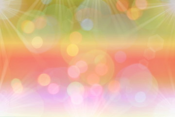 De focused circle light pattern texture background