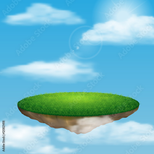 clouds hook floating islands - photo #27