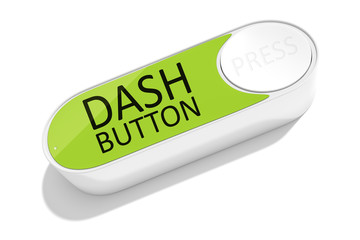 a dash button to order things
