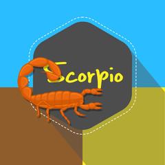 Hottentotta Tamulus Scorpion