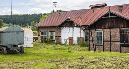 old workshop
