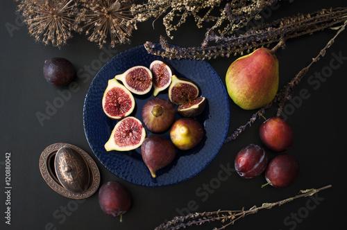 Картинки с осенними фруктами