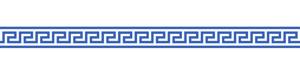 Bannière méandres grecs. (5)  Fototapete