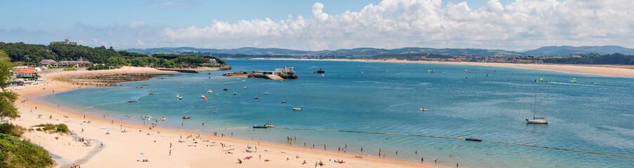 Playa de Santander Punta de San Marcos Santander Kantabrien (Cantabria) Spanien