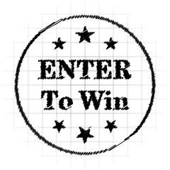 Enter to win icon