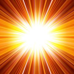 Raggi di luce _ Raggi di luce giallo oro