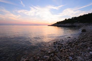 Croazia Spiaggia di Rucica Pag