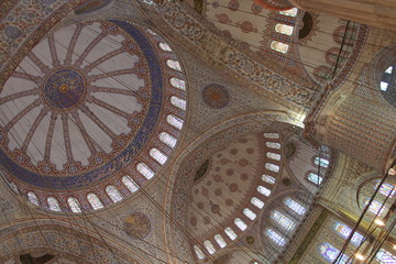 Istanbul and SultanAhmed moasque