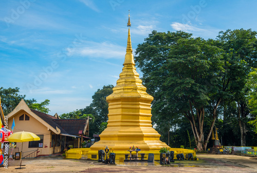 Chom Thong Thailand  City pictures : Photo: Wat Phra That Doi Chom Thong of Chiangrai province of Thailand.