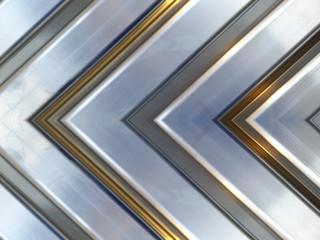Chrome Texture Wallpaper