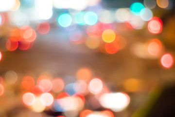 abstract background bokeh circles for background use