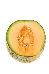Cantaloupe halve