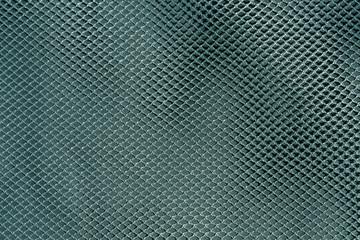Cyan net textile pattern