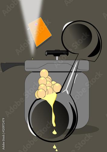 Cuchar n de olla expr s con cocido de garbanzos obraz w - Cocido de garbanzos en olla express ...