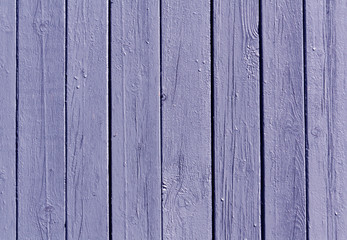 blue wooden fence texture.