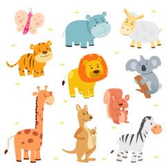 Cute Animals for Children