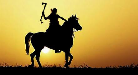 savaş sanatları & atlı savaşçı