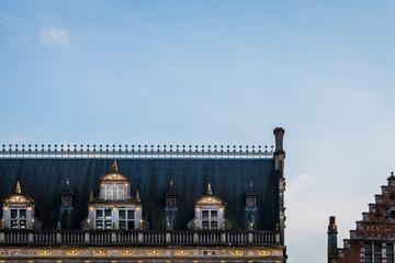 Immeubles de Grand-place de Tournay