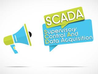 megaphone : SCADA