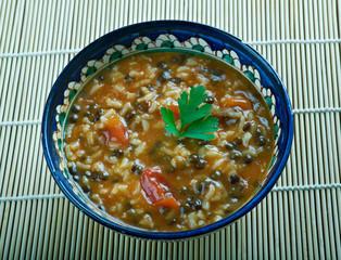 Tomato Moong dal Kotsu