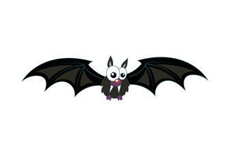 Horror bat to celebrate Halloween
