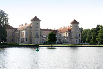 Schloss Rheinsberg Mecklenburgische Seenplatte