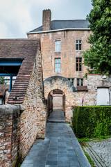 Ancien Hôpital Saint-Jean de Bruges la Venise du Nord