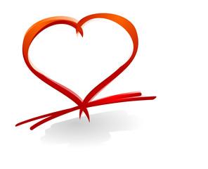 coeur amour logo