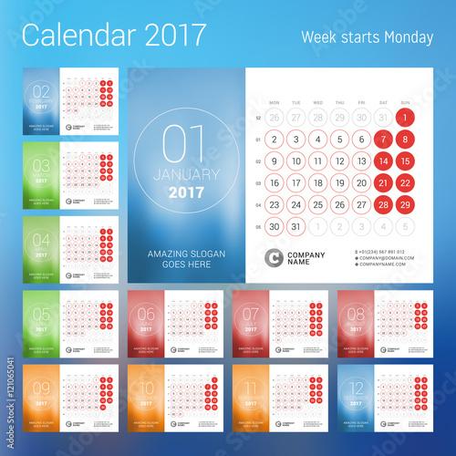 Фото календарь вшопе