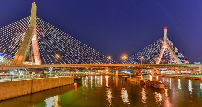 Boston Zakim Bridge
