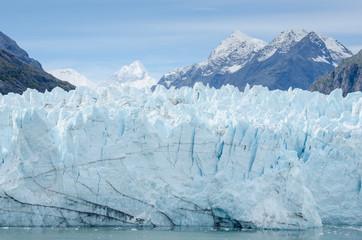 Margerie Glacier in Alaska's Glacier Bay National Park and Preserve