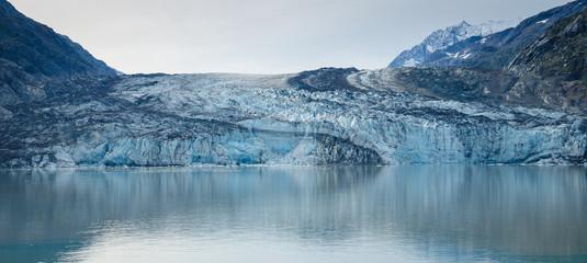 John Hopkins Glacier in Alaska's Glacier Bay National Park and Preserve