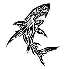 shark tribal