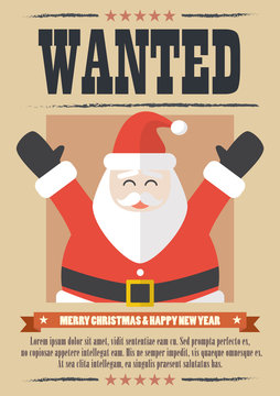 We want santa claus