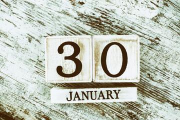 Ocak 30th