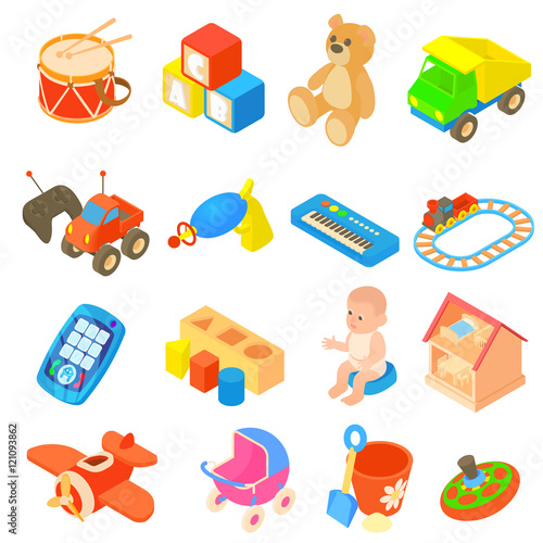 иконка детские игрушки