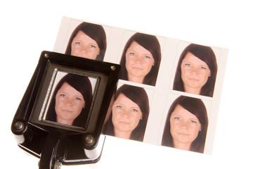 Biometrische Passbilder und Passfotos