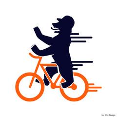 Fahrrad Berliner Bär