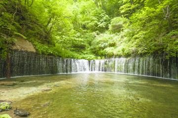 白糸の滝 軽井沢