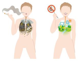 喫煙と禁煙