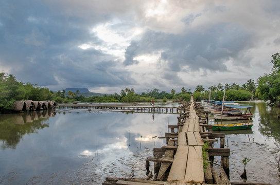 Rio Miel and El Yunque, Baracoa, Cuba